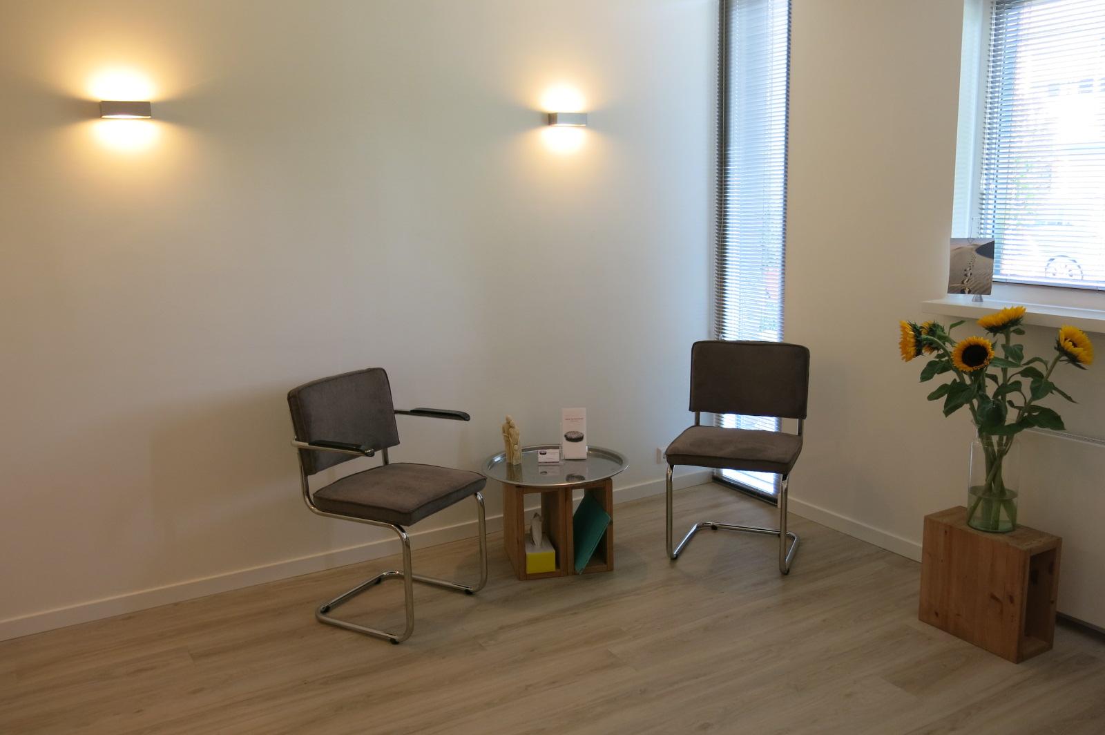 Praktijk-stoelen